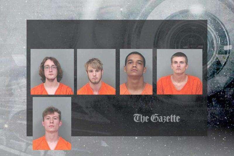 Five men sent to prison in fatal Coggon marijuana robbery