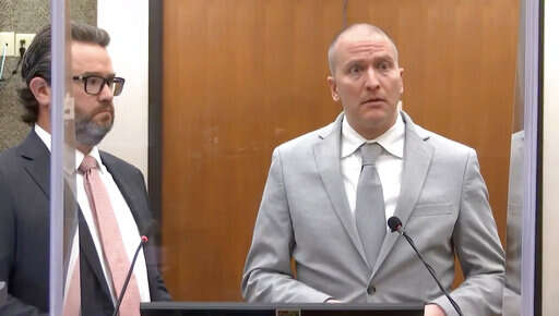 Chauvin gets 22½ years in prison for George Floyd's death