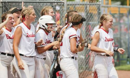 Photos: Williamsburg vs. West Liberty state softball quarterfinals