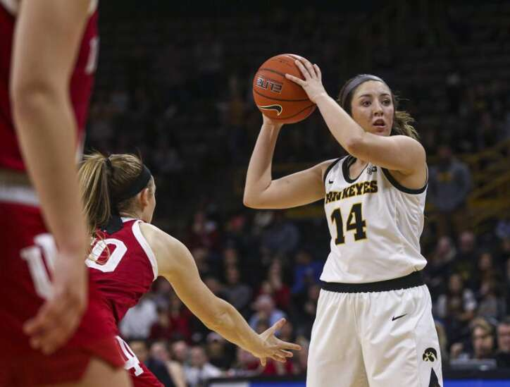 Lisa Bluder: Wisconsin 'is ticked' and 'really tired of this' as Iowa seeks 21st straight win in series