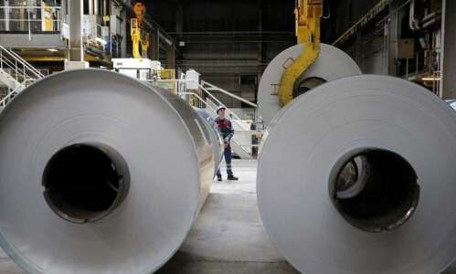 U.S. levies steel, aluminum tariffs on EU, Canada and Mexico,…