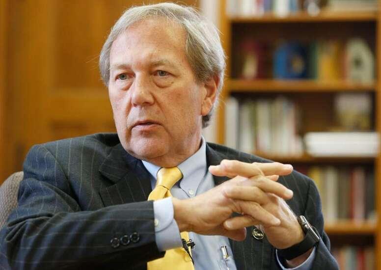 University of Iowa President Bruce Harreld walking away from $2.33 million, board confirms