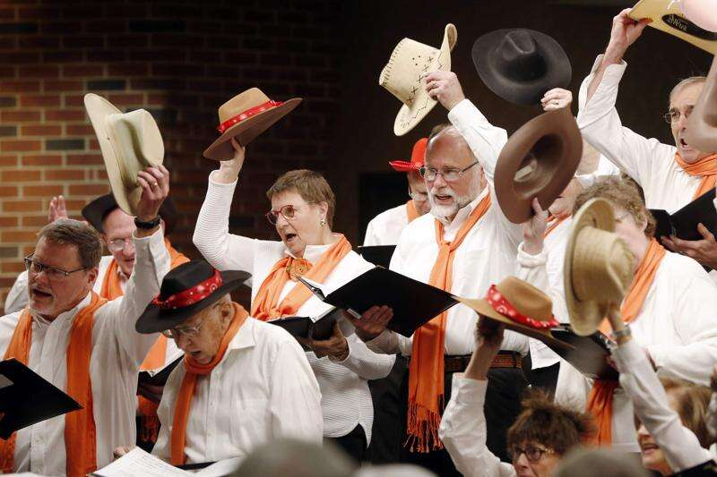 Chorus group of individuals with chronic conditions shines in first concert
