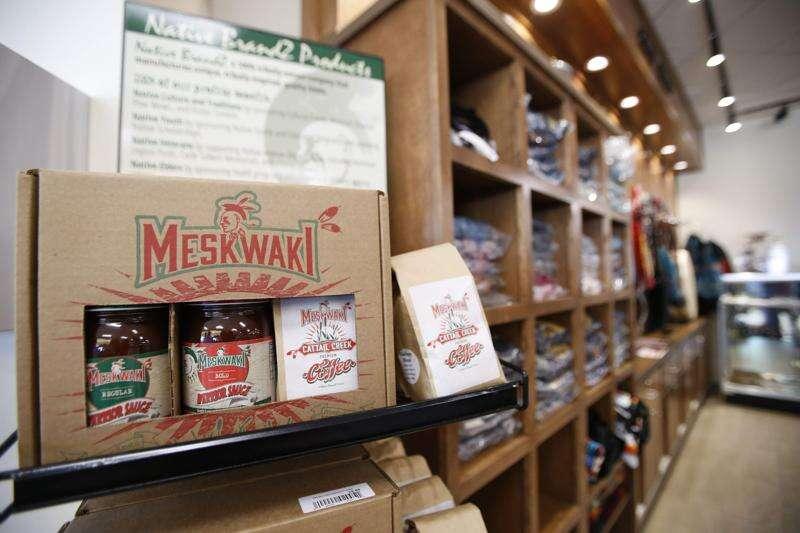 Meskwaki Inc. hopes to hit jackpot with vape liquid, distribution business