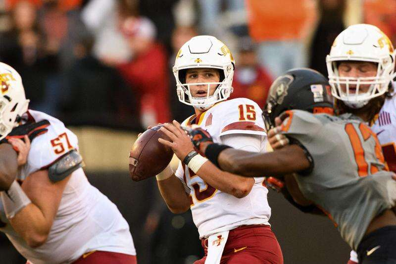 Iowa State showed it's capable, but not quite there against Oklahoma State