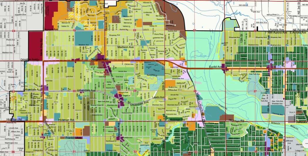 Planning and zoning laws are used to uphold inequality in Iowa