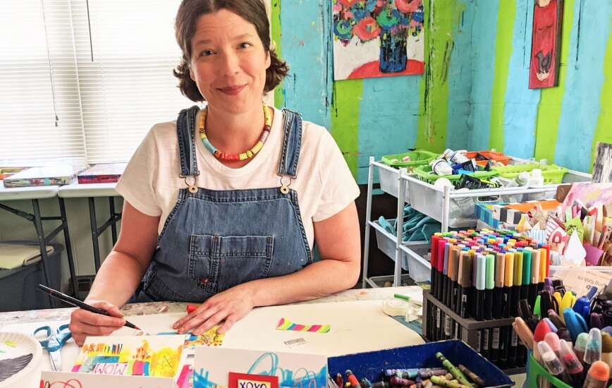 Marion Arts Festival expands with monthlong online footprint