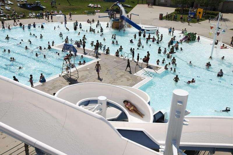 Noelridge Aquatic Center to open this weekend in Cedar Rapids