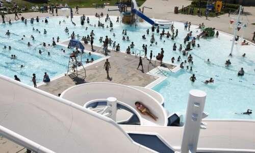 Noelridge Aquatic Center opens this weekend