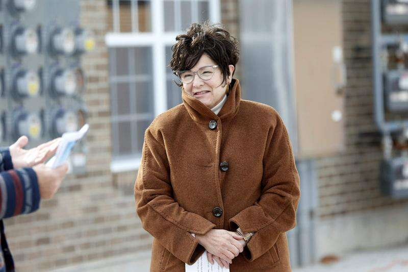 Despite COVID setback, Iowa economic development chief Debi Durham remains bullish