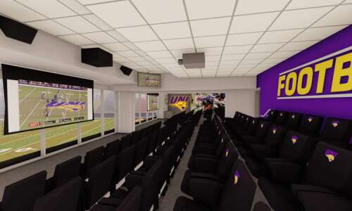 UNI-Dome adding $2 million football team room, additional premium seating
