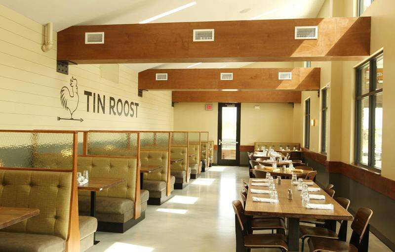 North Liberty's Tin Roost closes temporarily after fire