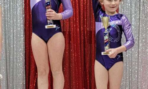 Ide's Gymnastics racks up wins