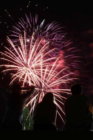 Cedar Rapids police crack down on illegal fireworks
