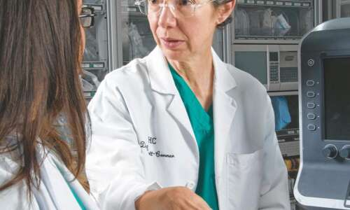 UIHC surgeon faced her own breast cancer diagnosis