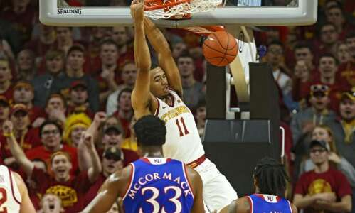 Talen Horton-Tucker, Marial Shayok of Iowa State drafted by Lakers,…