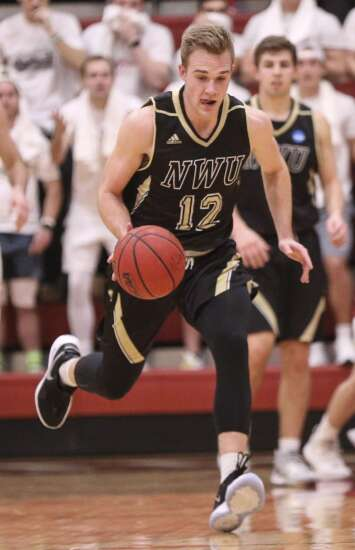 Photos: Coe men's basketball vs. Nebraska Wesleyan