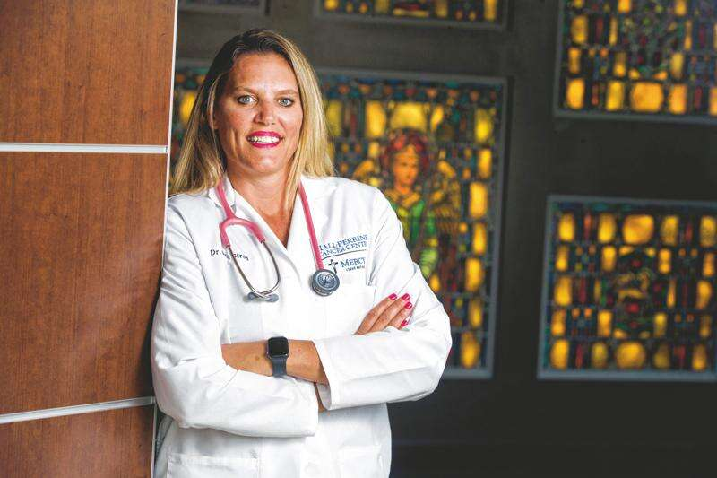 Oncologist helps women feel 'fearless' in fighting breast cancer