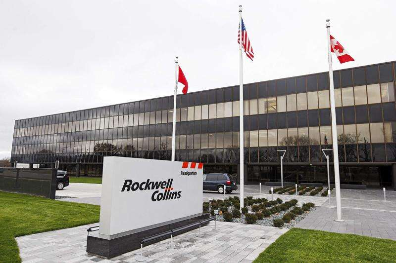 Rockwell Collins, the subject of takeover talk, insists current position is strong