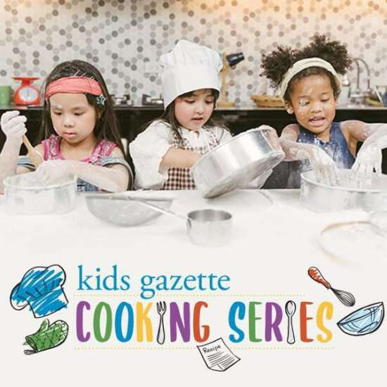 Kids Cooking Series - April