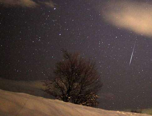 Geminids meteor shower spectacle begins Friday