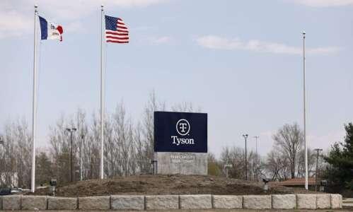 Tyson Foods maintenance worker, 60, dies as virus cripples Iowa…