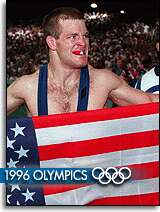 The day Tom Brands won an Olympic gold medal