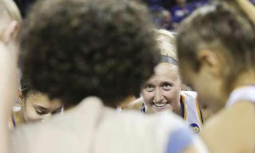 UNI women's basketball has high expectations for season that remains…