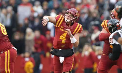 Iowa State football notes: Who would be next in line…