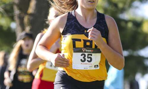A look at Wednesday's 4A/3A cross country state qualifying meets