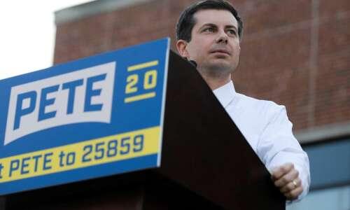 Buttigieg seeks to reclaim American values for Democrats