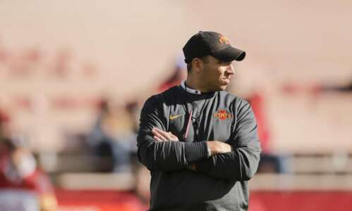 Iowa State's Matt Campbell earns another Big 12 honor