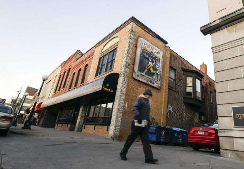From dingy to distinct: Iowa City transforming downtown alley