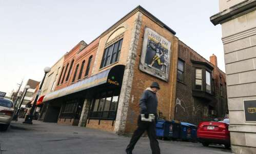 Downtown Iowa City added to National Register of Historic Places