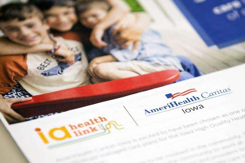 AmeriHealth Caritas leaving Iowa Medicaid program