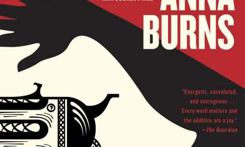 Anna Burns' new book is just as twisting and tragicomic…