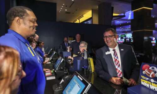 Easier access to Iowa sports betting could create 'buzz'
