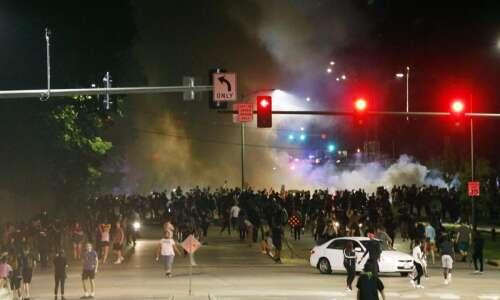Investigation details use of tear gas against Black Lives Matter…