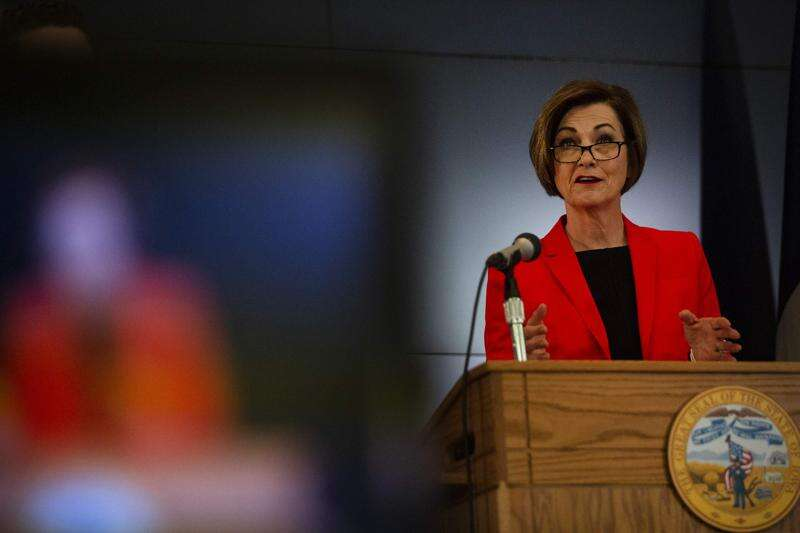 Gov. Kim Reynolds allows more Iowa business to reopen