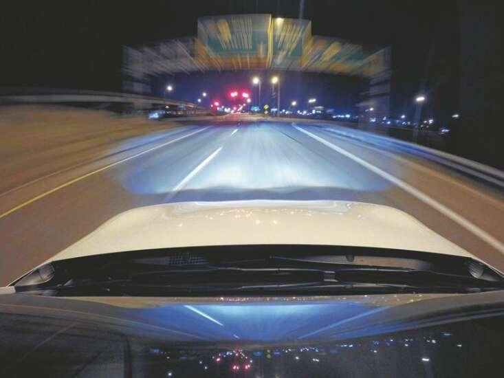 Should Iowa change its interstate speed limit?