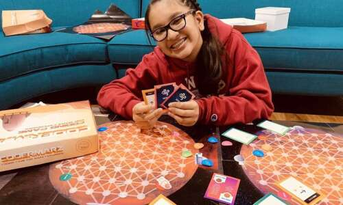 Game on: Inventor makes coding fun for kids