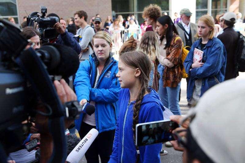 Persuasive speaking lessons from Greta Thunberg