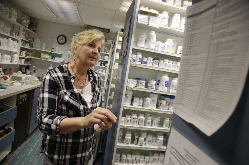 Big-pharma drug pricing hurts Iowa's smallest pharmacies. Here's what they're doing about it.