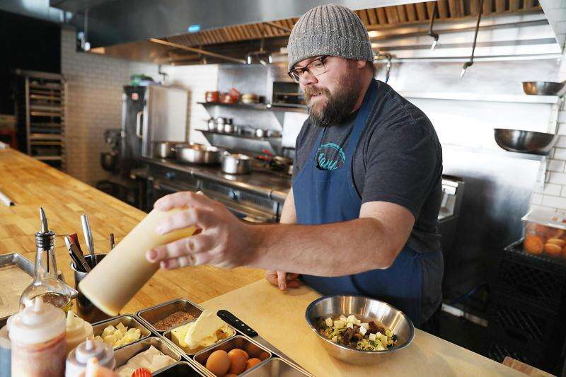 Winter weather puts damper on business for local restaurants
