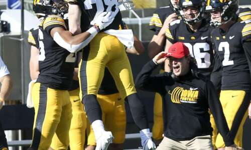 Hawkeyes defensive backs the deepest position group on the roster