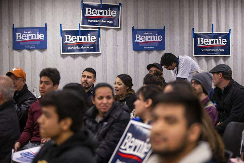 Iowa caucuses — and attention that comes with them — just part of the job