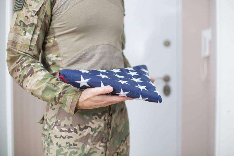 Have an old American Flag? Here's how to dispose of it respectfully, and get a brand new one for free