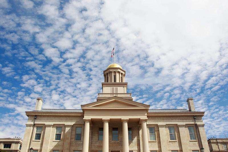 University of Iowa grad rates decline