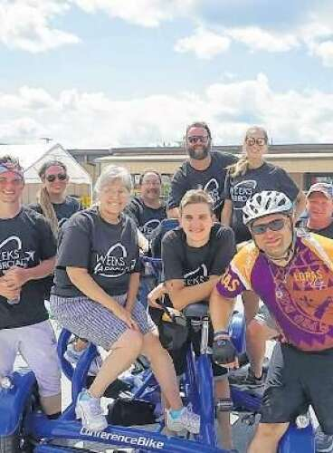 Weeks Abroad Rides RAGBRAI & Gears Up To Ride Across…