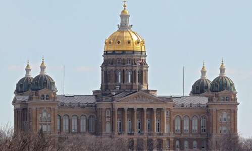 Validation has replaced explanation at Iowa's Statehouse